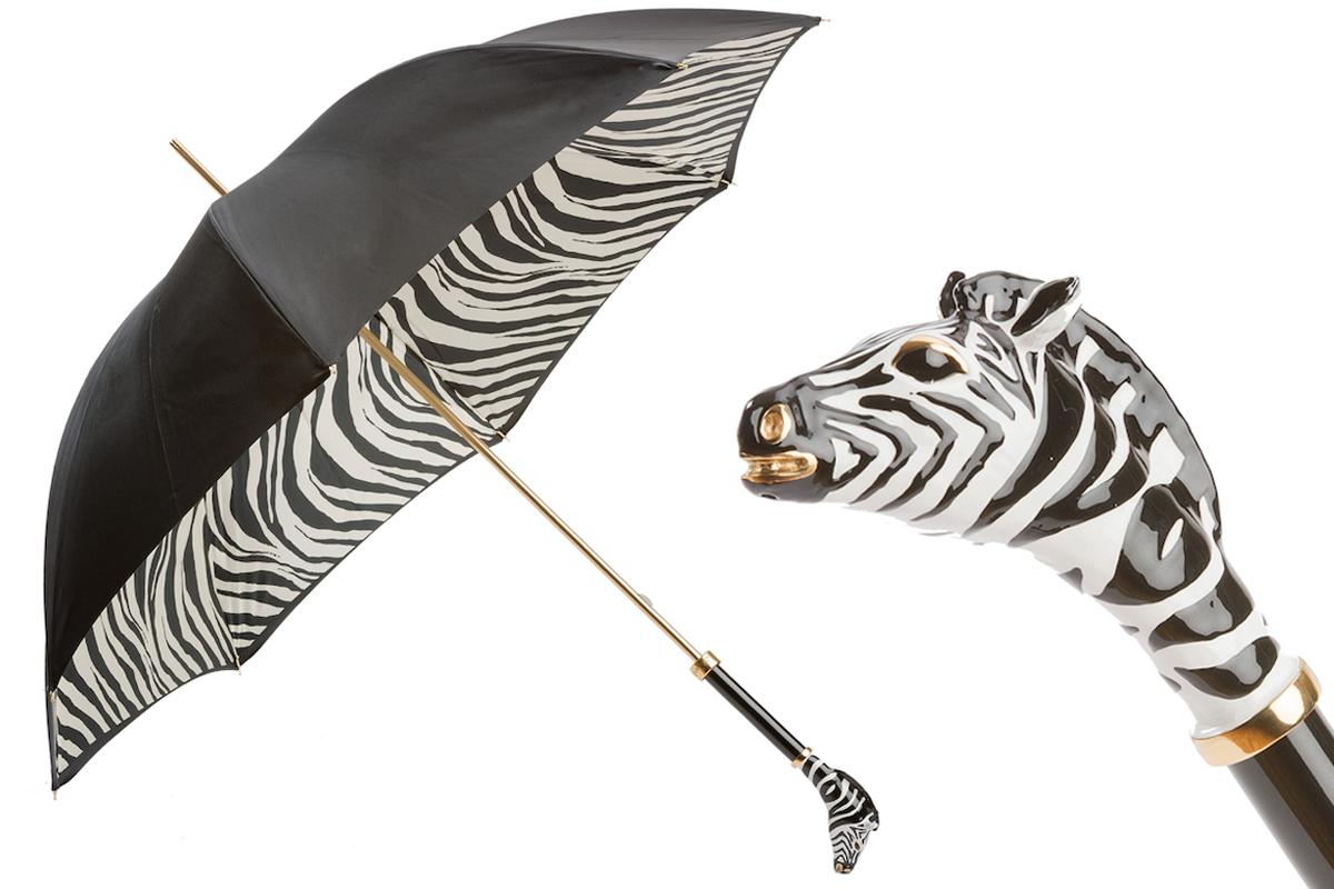 Pasotti umbrella ZEBRA MULTI