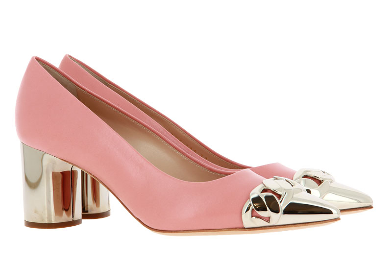 Casadei pumps MINORCA TEA ROSE