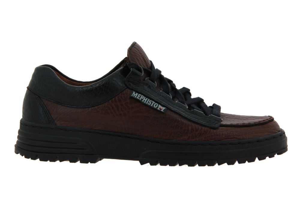 Mephisto lace-up CRUISER BROWN