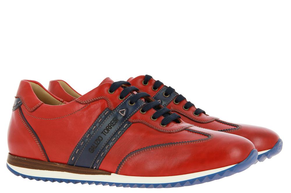 Galizio Torresi sneaker FOULARD PAPAVER GOMMA