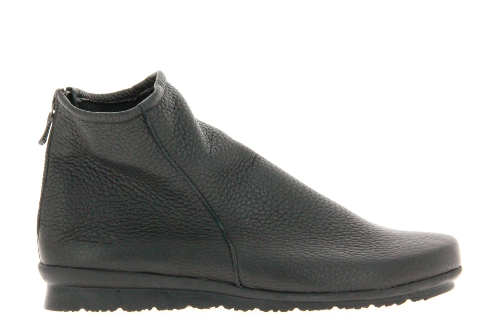 Arche ankle boots BARYKY CERF PLEINE FLEUR NOIR