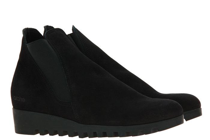 Arche ankle boots LOMATA NUBUCK NOIR
