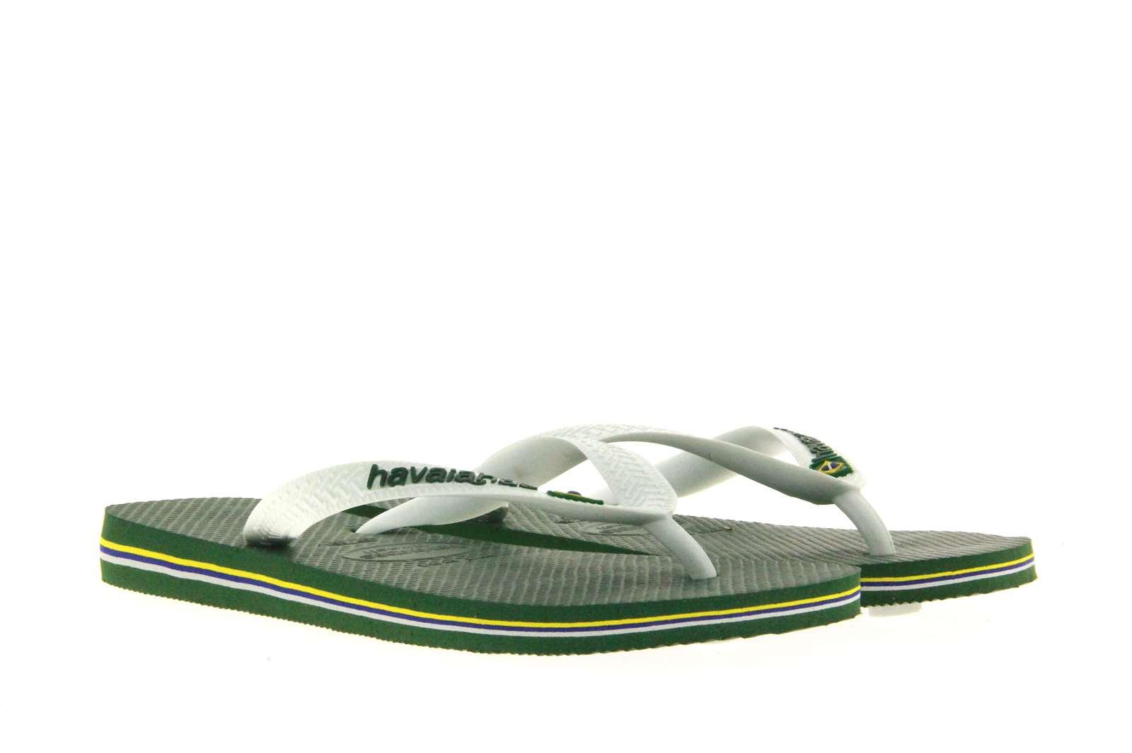 Havaianas toe sandals BRASIL LOGO AMAZONIA
