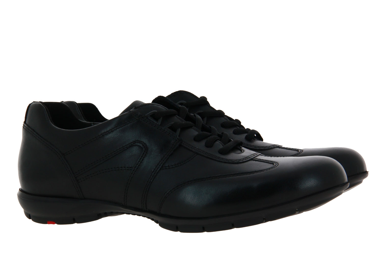 Lloyd sneaker ANDORRA SAN REMO CALF SCHWARZ