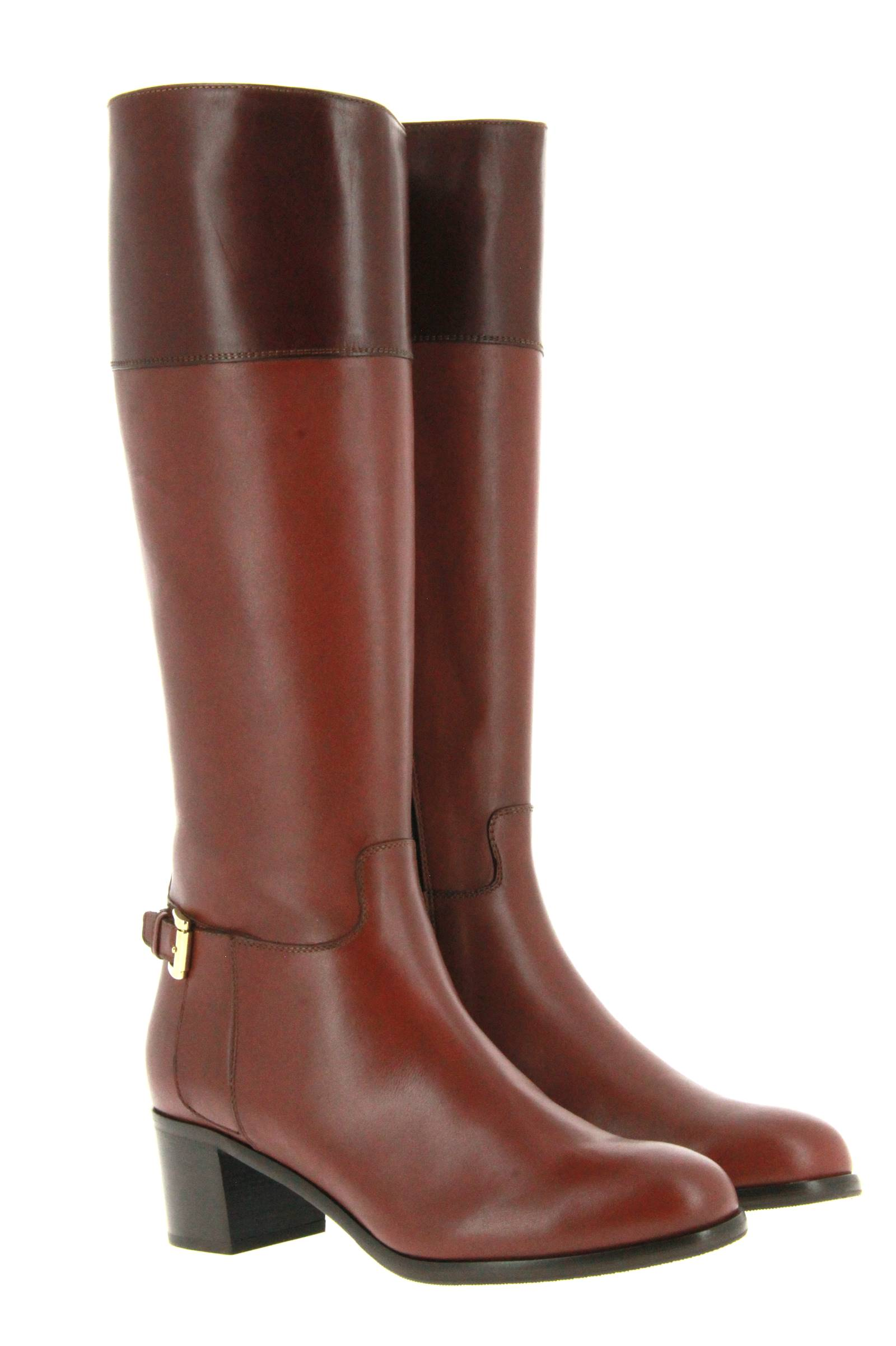 Maretto boots RUGGINE BORDEAUX