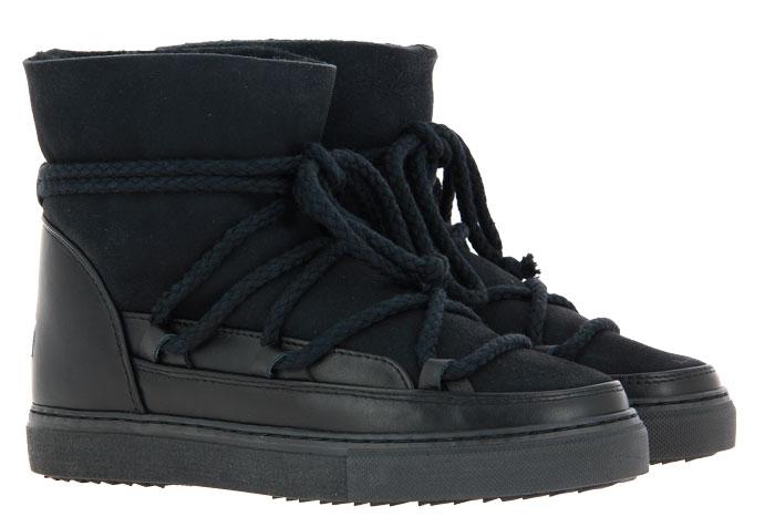 INUIKII sneaker Boots CLASSIC BLACK
