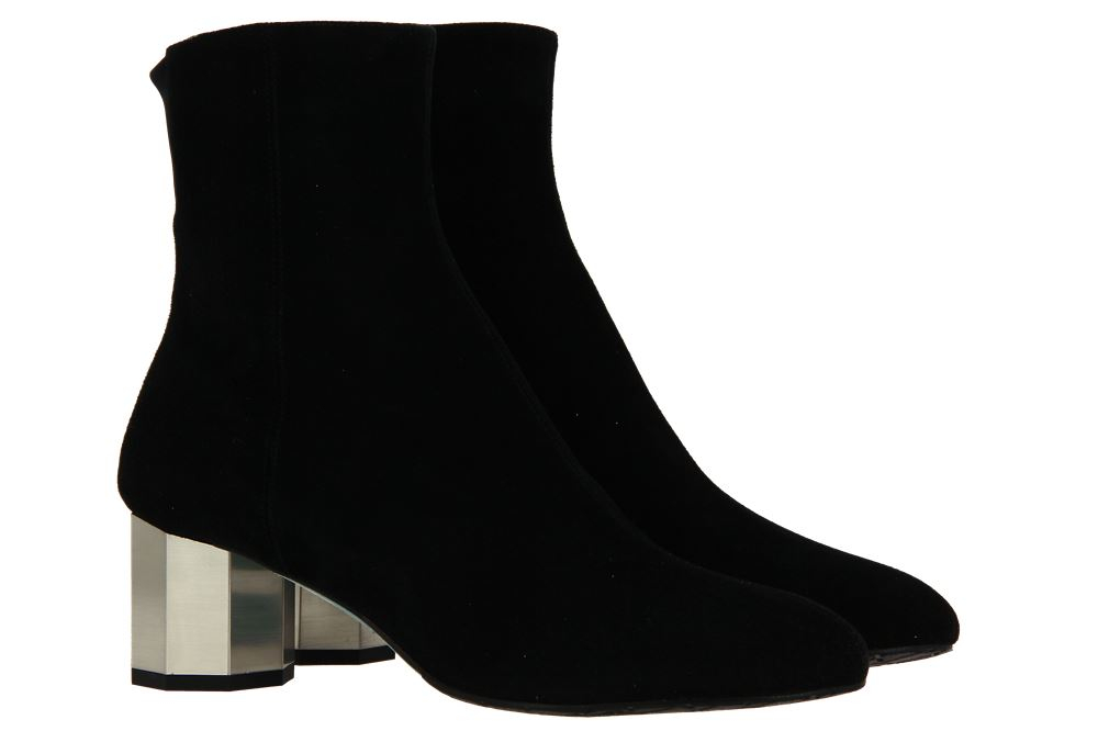 Thierry Rabotin ankle boots LIV CAMOSICO NERO