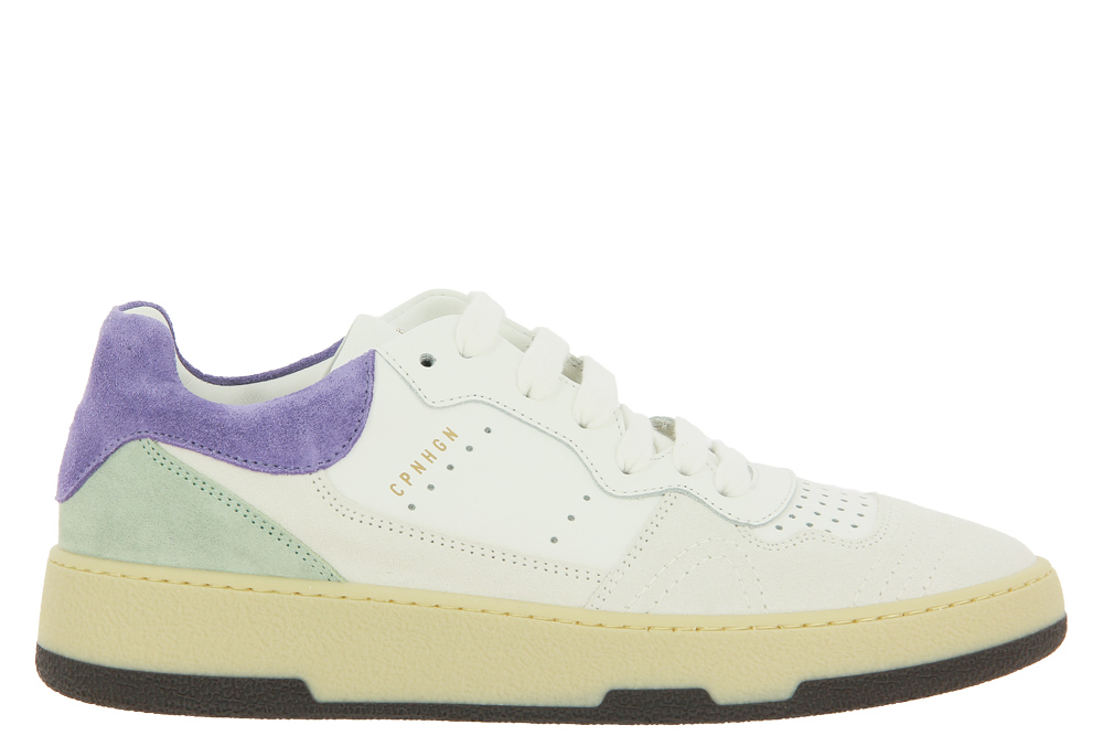 Copenhagen Sneaker CPH461 CALF LILAC MULTI
