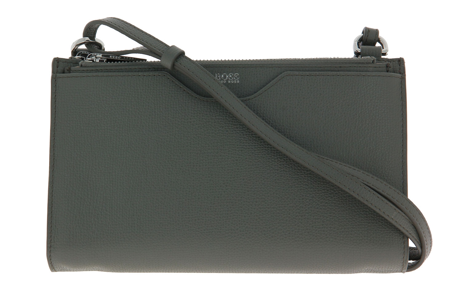 Hugo Boss shoulder bag TAYLOR MINI BAG GREY