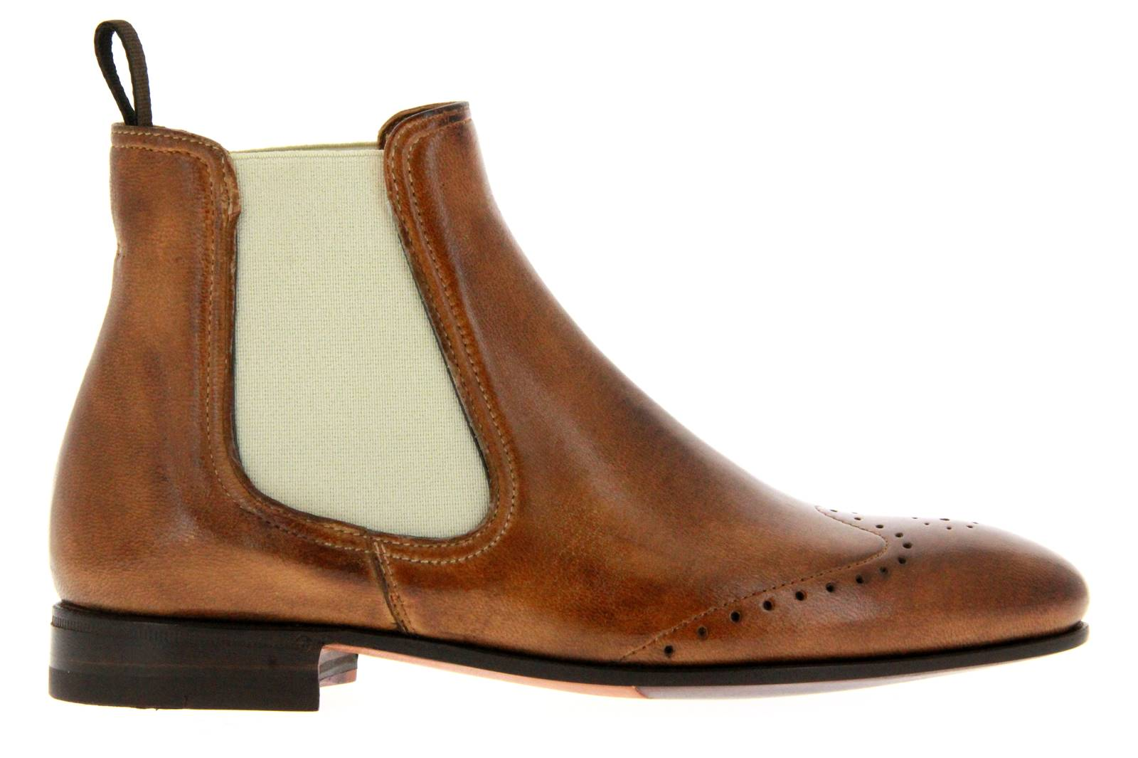 Benson's Chelsea boot CREVO CAMEL