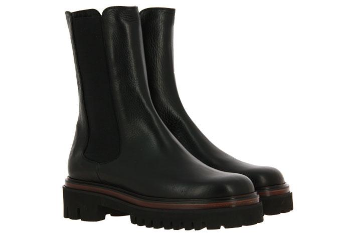 Truman's ankle boots COMBAT RODEO NERO