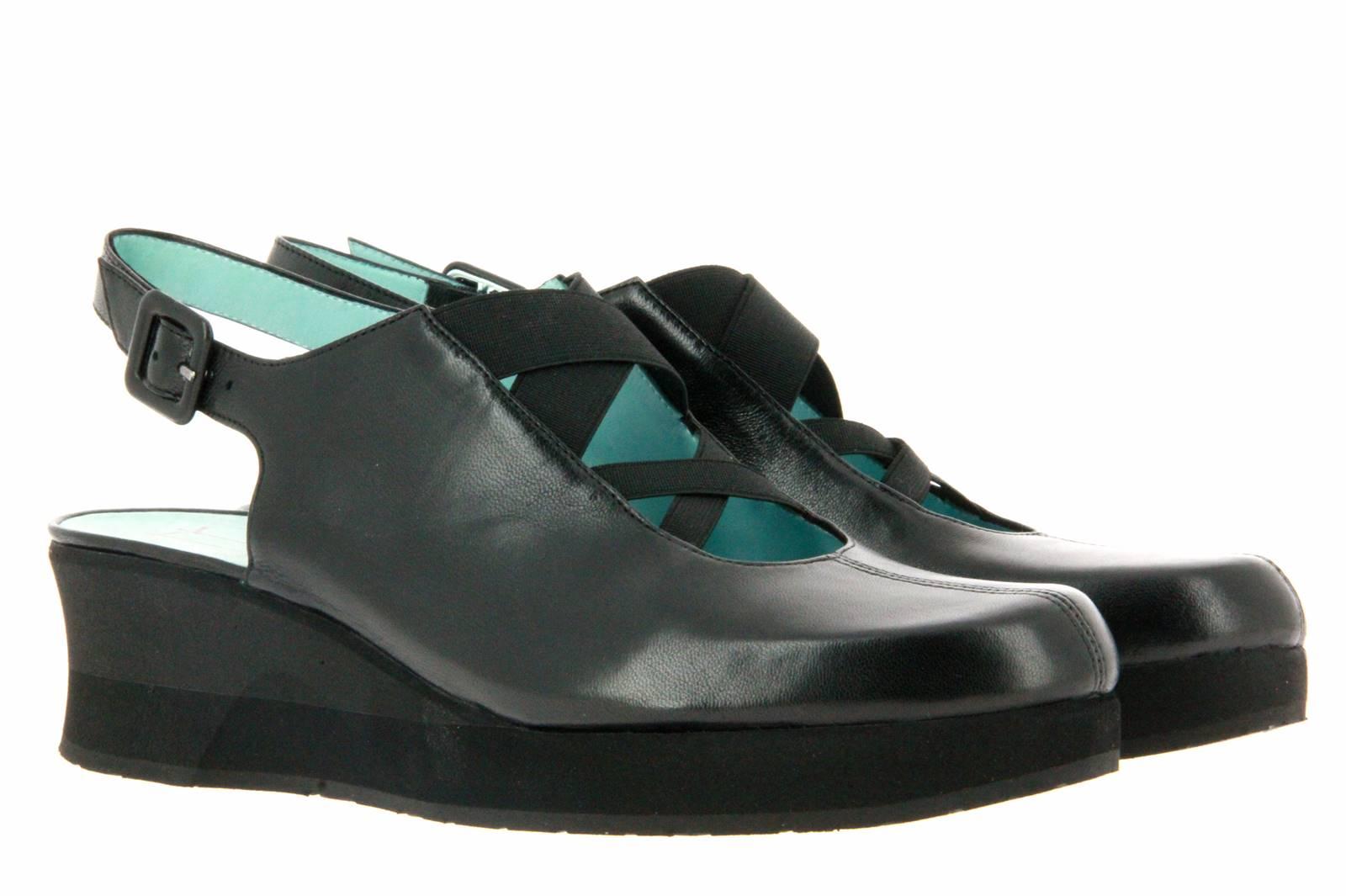 Thierry Rabotin sandal NAPPA NERO