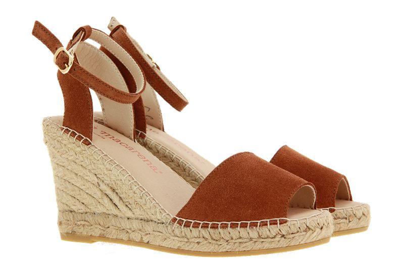 Macarena wedge sandals CARLA92 CUERO