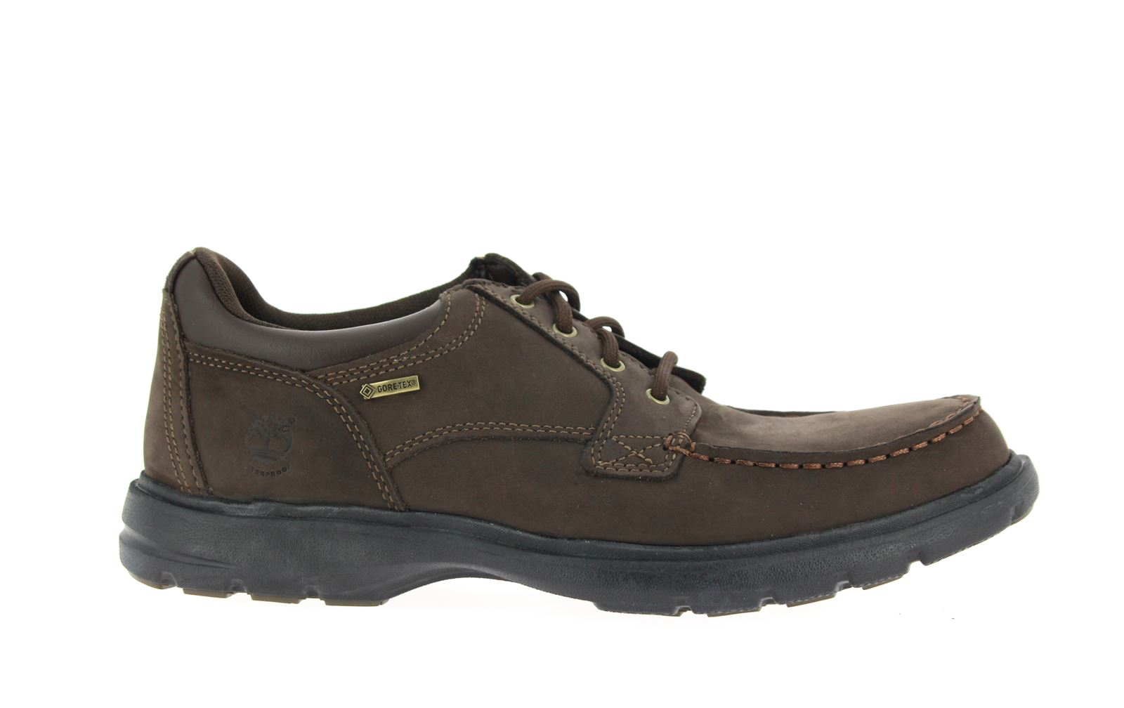 Timberland lace-up EKRICH DARK BROWN