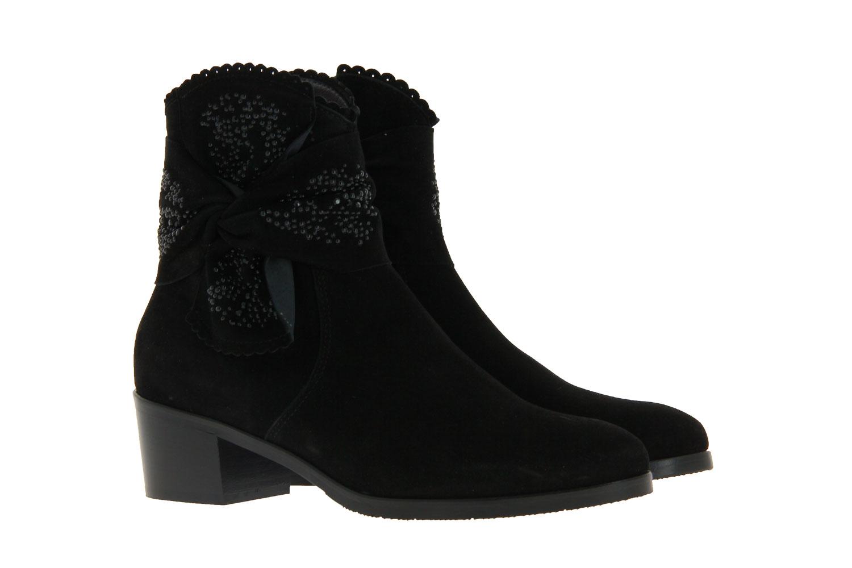 Maripé ankle boots CAMOSCIO NERO
