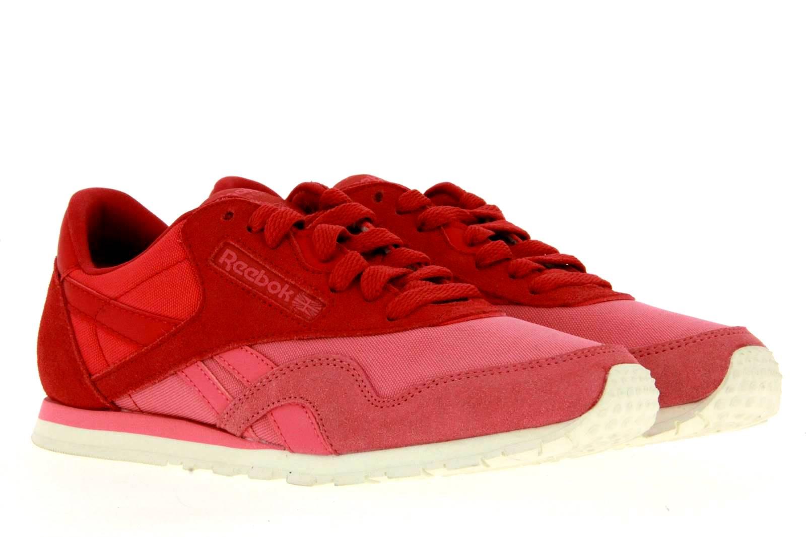 Reebok sneaker NYLON SLIM CANDY GIRL CLASSIC PINK