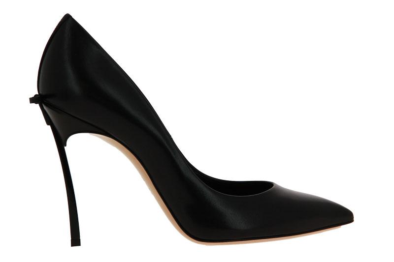 Casadei high heels BLADE MINORCA NERO