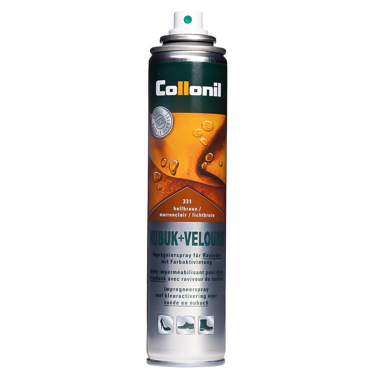 Collonil Spray NUBUK & VELOURS HELLBRAUN