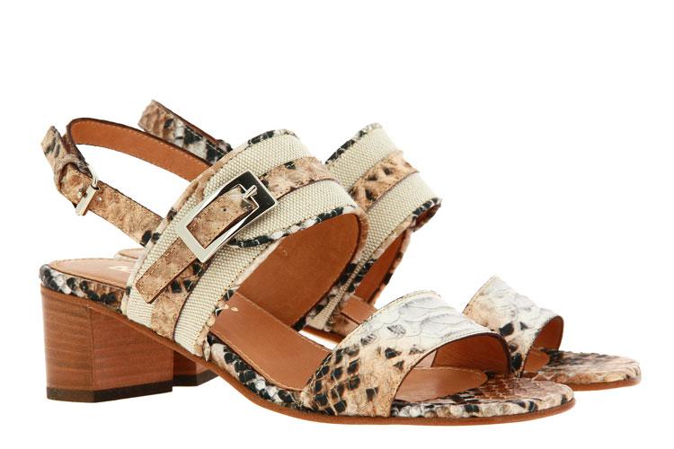 Maretto sandals COGNAC BEIGE