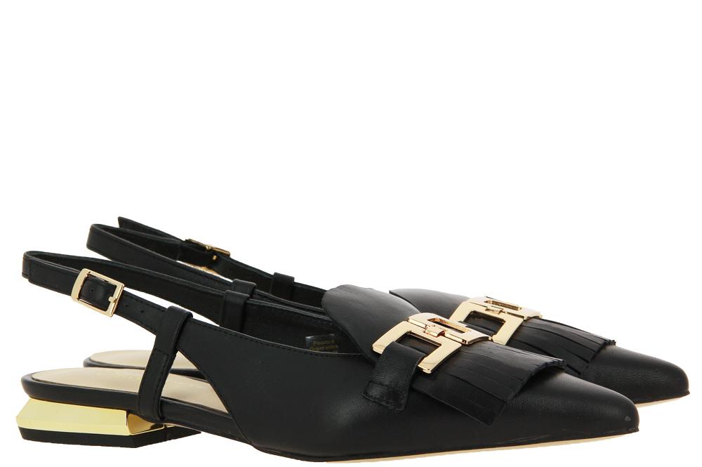 Tosca Blu sling pumps C99 GEMMA NERO