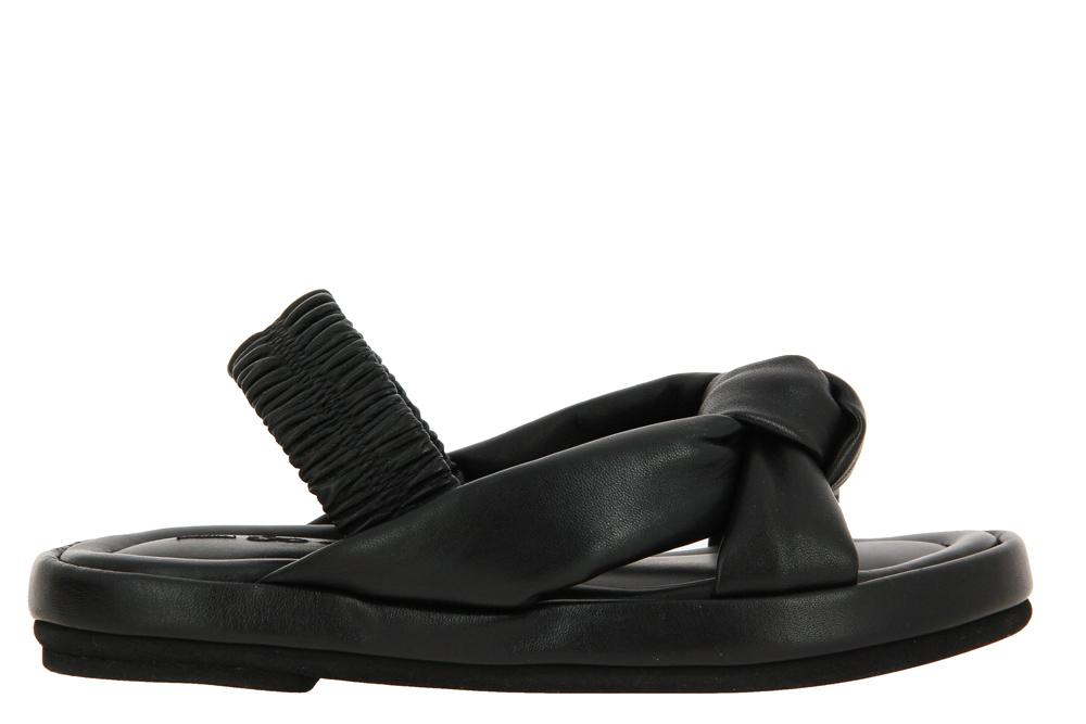 181 sandals AISHA INDIA NAPPA NERO