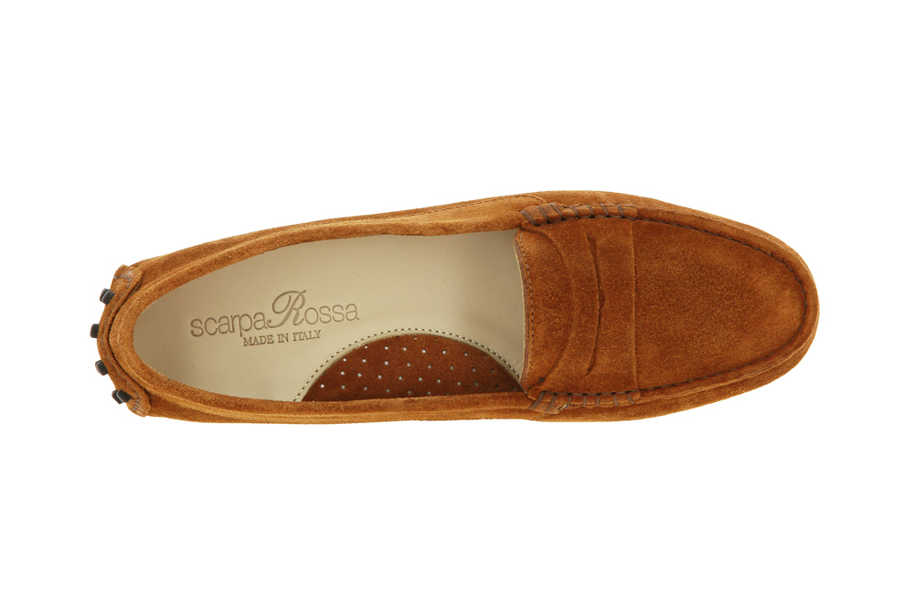 ScarparRossa Slipper TERRA BROWN