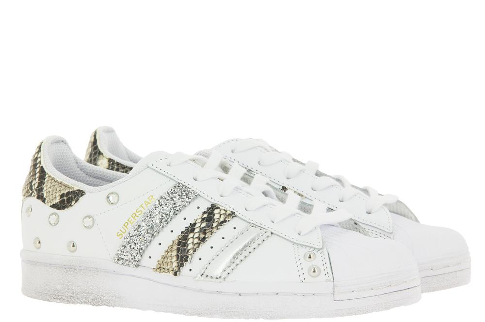 Adidas by BallodaSola sneaker PITONATE SILVER GLITTER