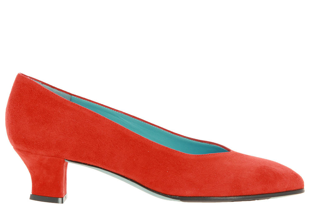 Thierry Rabotin Pumps ROSE SIGNAL RED