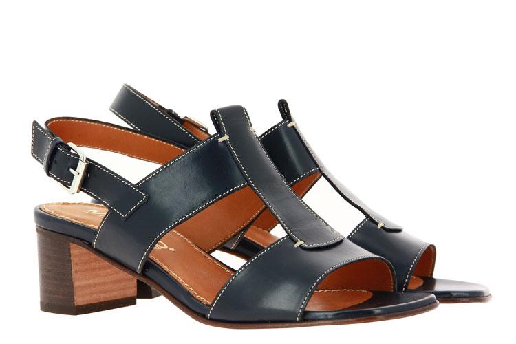 Maretto sandals LEATHER BLUE
