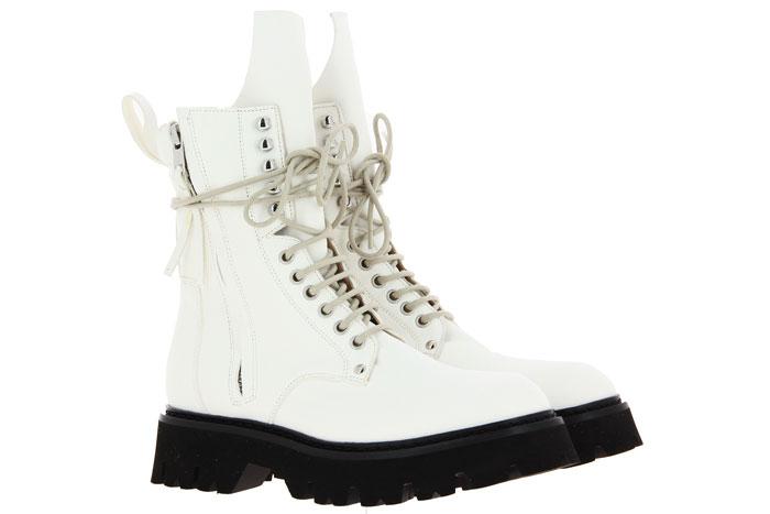Fru.it ankle boots PELLAME LATTE