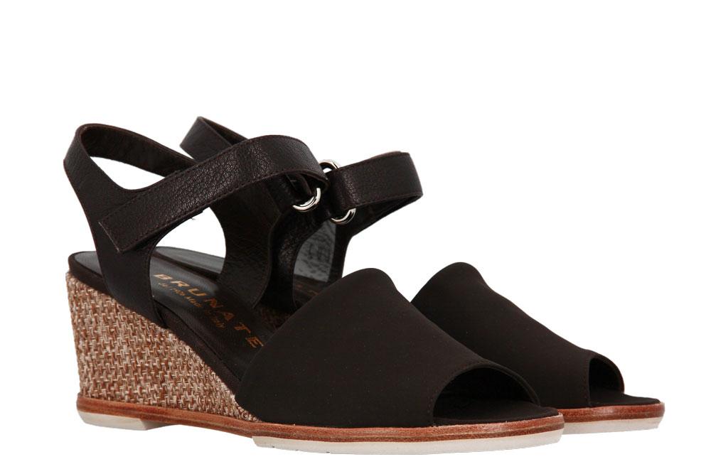 Brunate wedge sandals PANDY STEP MORO EPOQUE MORO