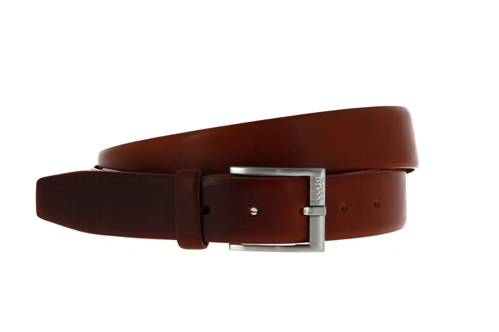 Hugo Boss belt ERRON BROWN