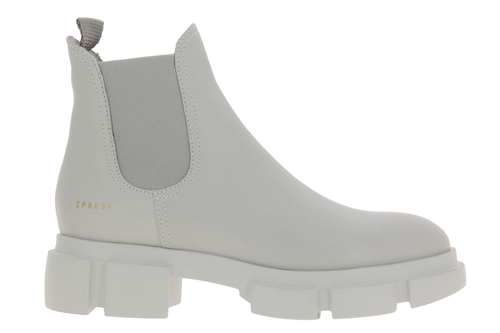 Copenhagen ankle boots VITELLO LIGHT GREY