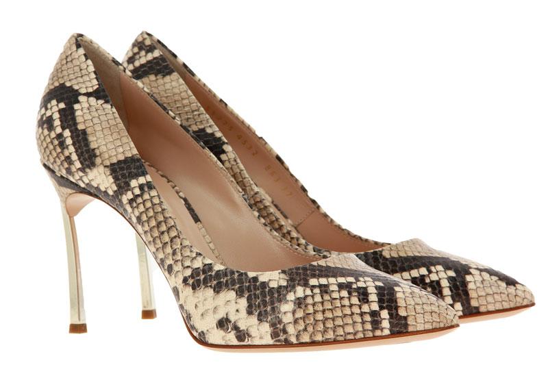 Casadei high heels BLADE MASAI MARA SAVANA