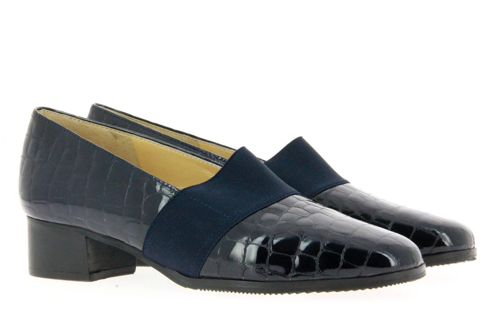 Brunate loafer ZOE APACHE BLU ELASTICO BLU