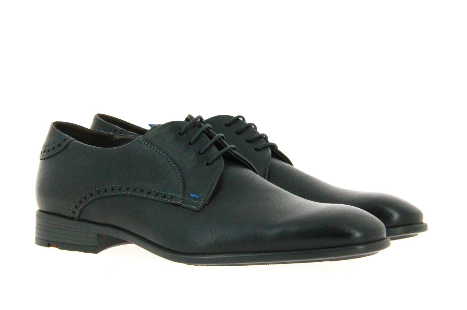 Lloyd lace-up DAVE ROVER CALF BLACK
