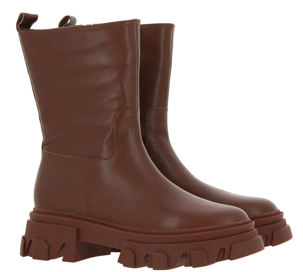Bibi Lou ankle boots 828T10VK COGNAC