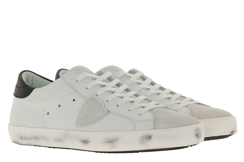 Philippe Model sneaker PARIS BASIC BLANC GRIS