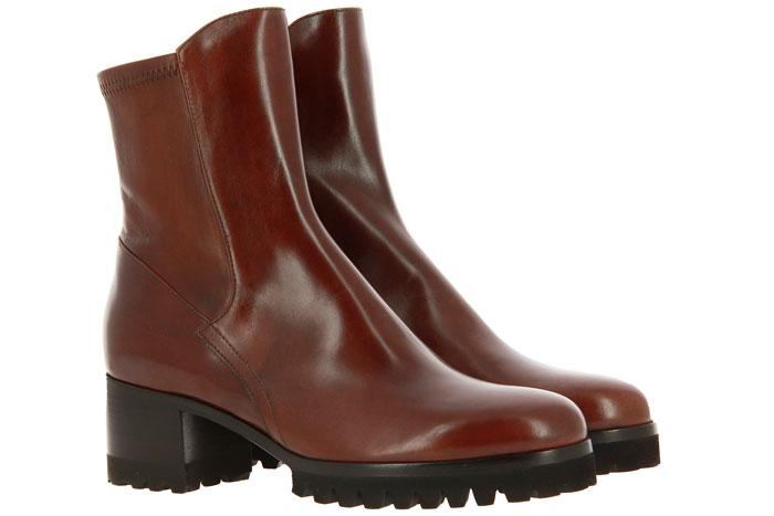 Truman's ankle boots COGNAC STRETCH VITELLO