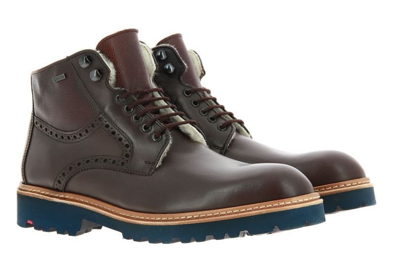 Lloyd ankle boots lined VILLOD VIENNA HYDRO HAVANNA