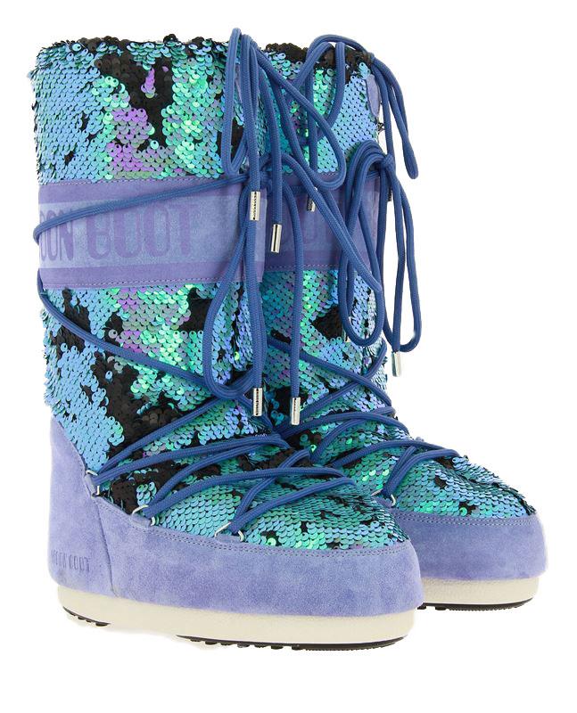 Moon Boot snow boots CLASSIC DISCO CROCUS
