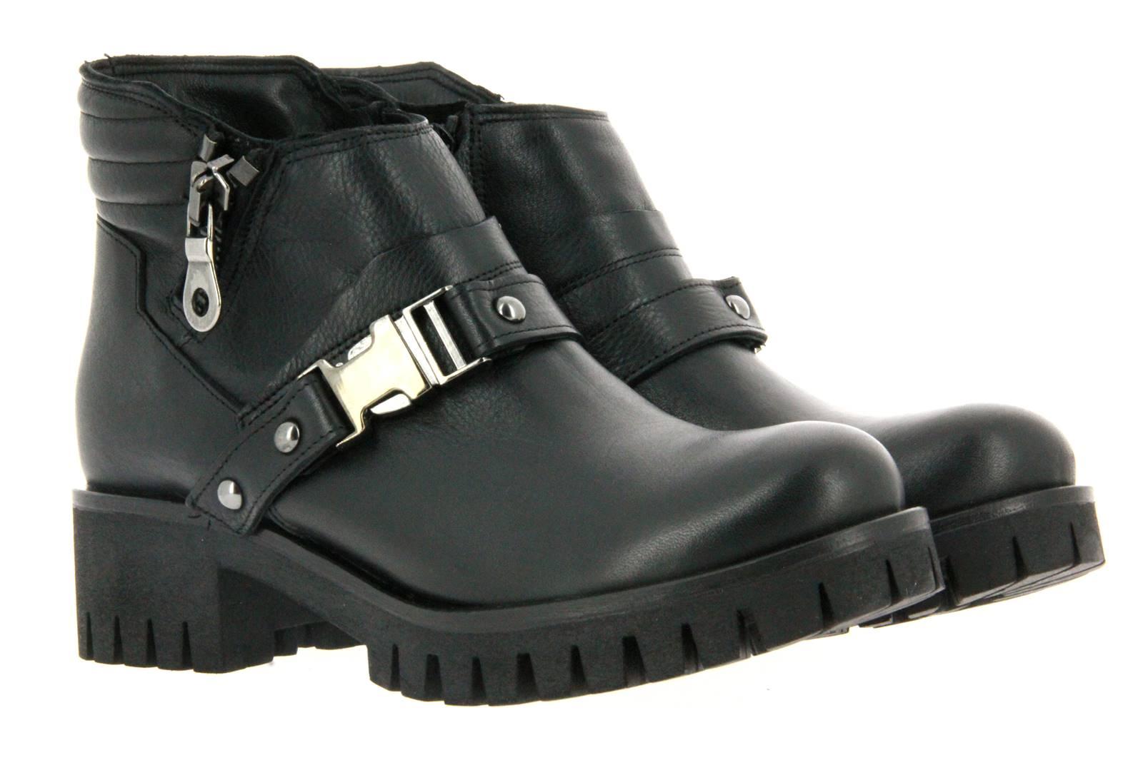 Unique ankle boots VANITY NERO