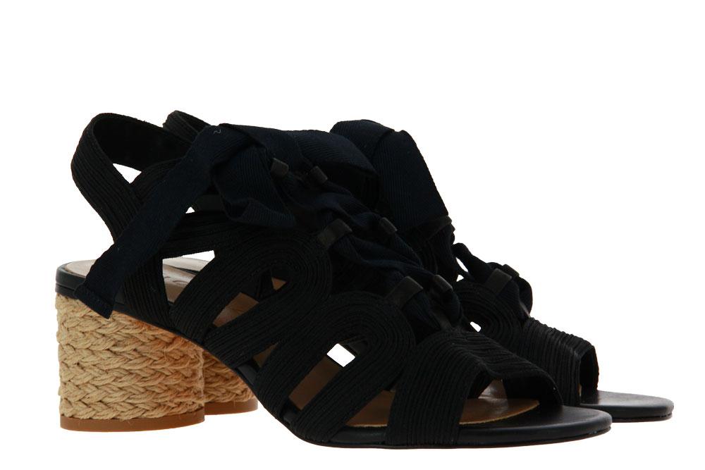 Vicenza sandals BORDADO PRETO ATANADO PRETO