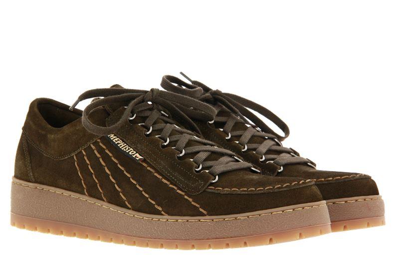 Mephisto sneaker RAINBOW MOSS VELOURS 9819