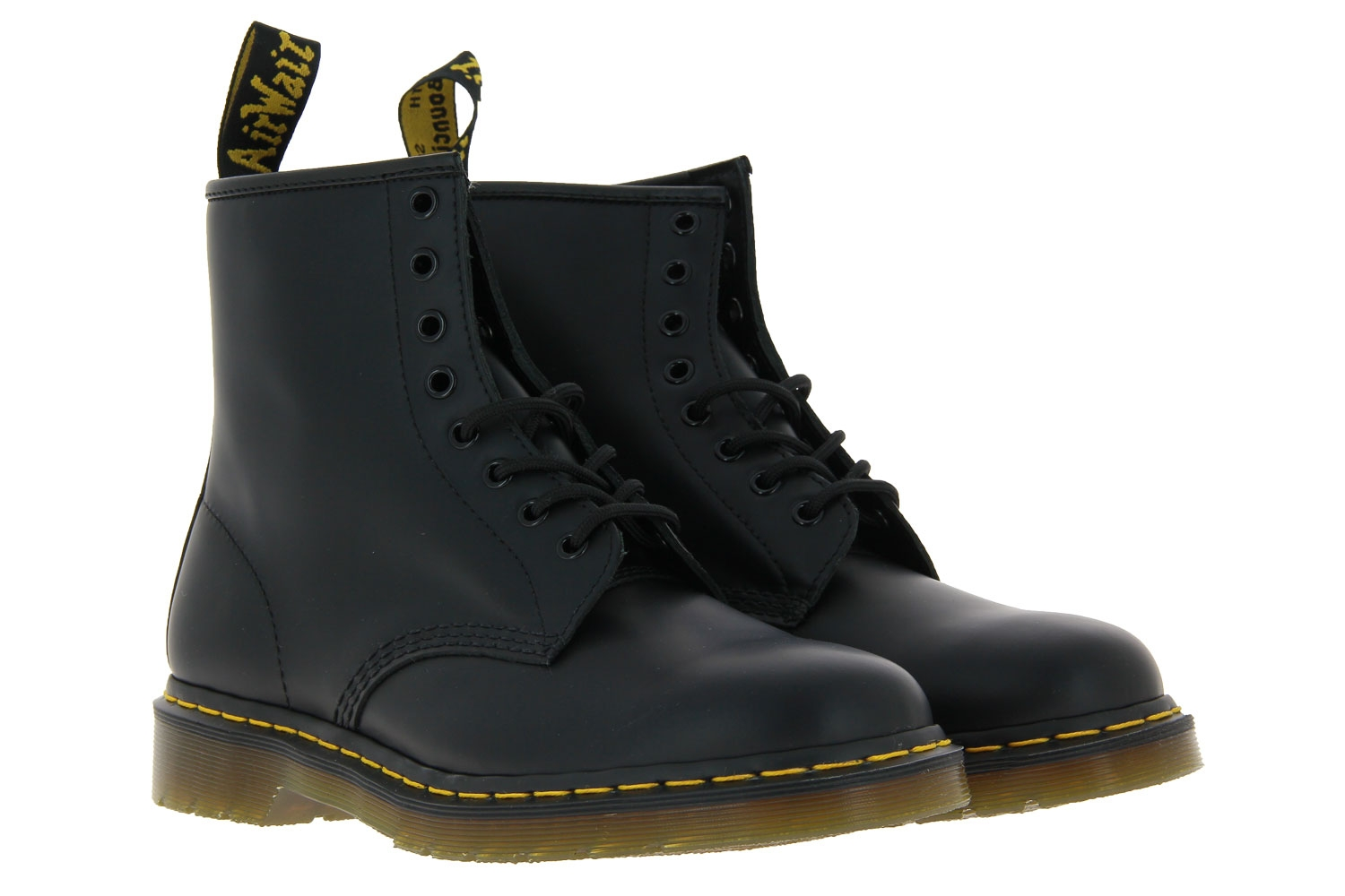 Dr. Martens boots 1460 BLACK SMOOTH