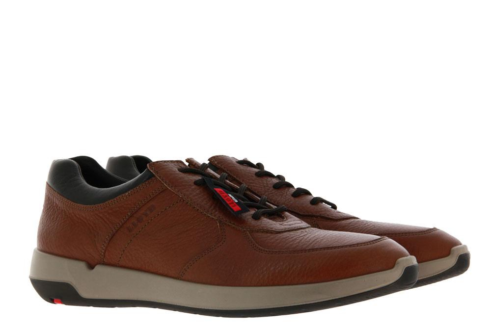 Lloyd sneaker ARGOS ABSOLUTE CALF HAVANNA T.D.MORO