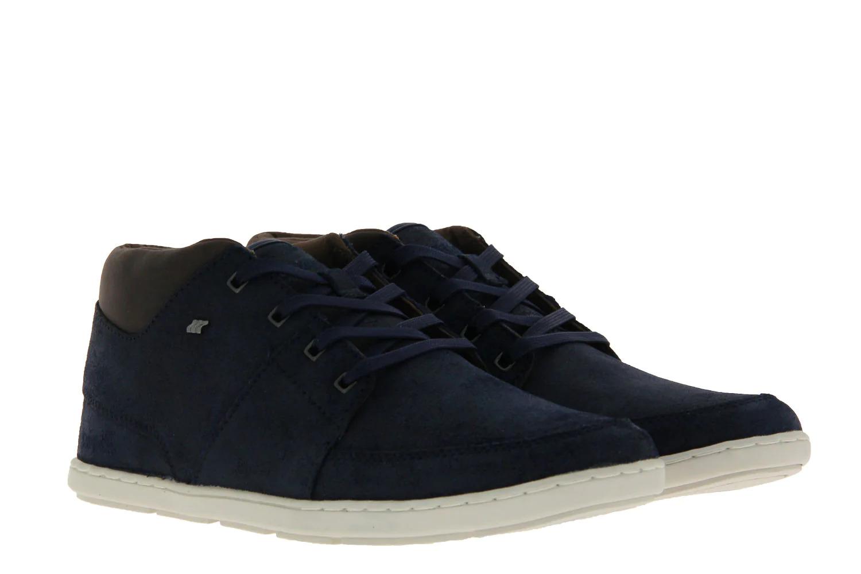 Boxfresh high-sneaker CLUFF BLUE