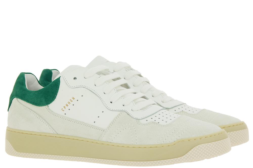 Copenhagen sneaker MAN CPH350 CALF WHITE GREEN