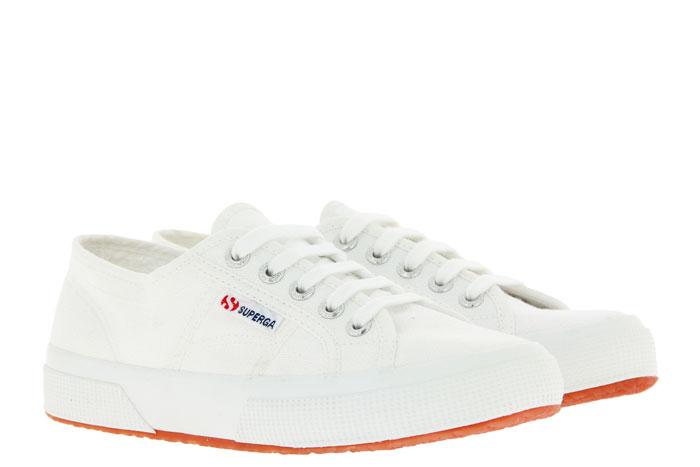 Superga lace-up 2750 COTU CLASSIC WHITE