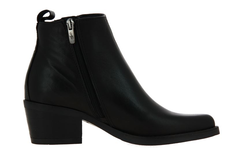 Alpe ankle boots NAPPA NEGRO